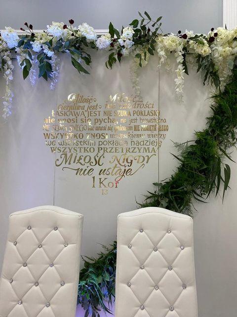 hymn do miłości na salę weselną