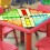 chinczyk gra na stolik
