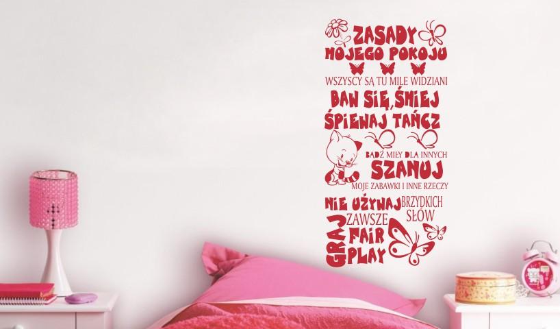 zasadu pokoju dla dziewczynki