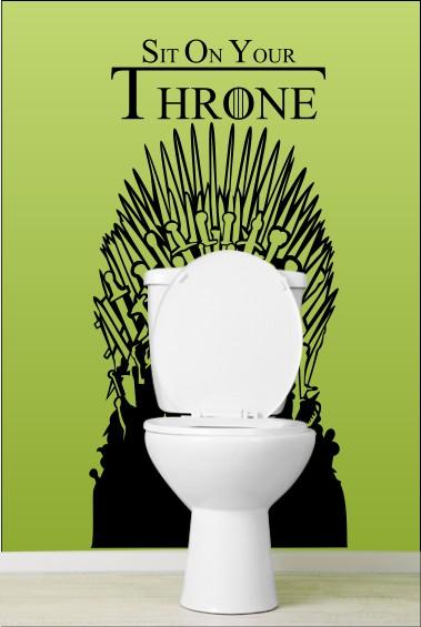 naklejka do łazienki