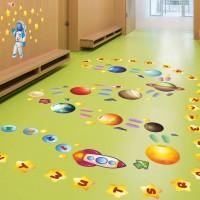 edukacyjna ścieżka sensoryczna planety
