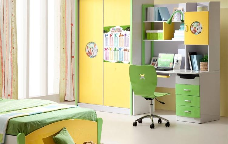 Tabliczka mnożenia w pokoju dziecięcym